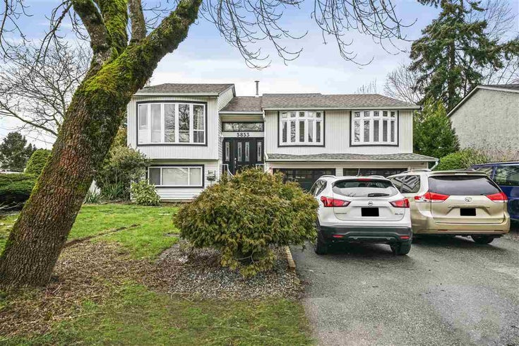 5853 184A STREET - Cloverdale BC House/Single Family for sale, 7 Bedrooms (R2541624)