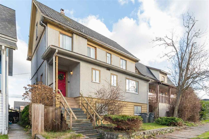 2740 ST. CATHERINES STREET - Mount Pleasant VE House/Single Family for sale, 6 Bedrooms (R2541633)