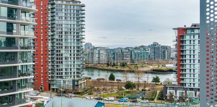 1081 87 NELSON STREET - Yaletown Apartment/Condo for sale, 1 Bedroom (R2541660)