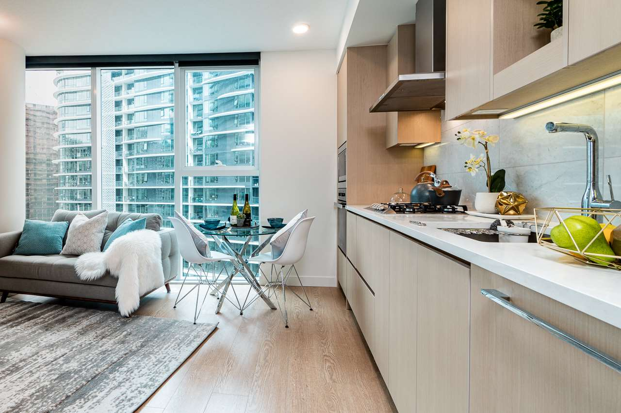1081 87 NELSON STREET - Yaletown Apartment/Condo for sale, 1 Bedroom (R2541660) - #4