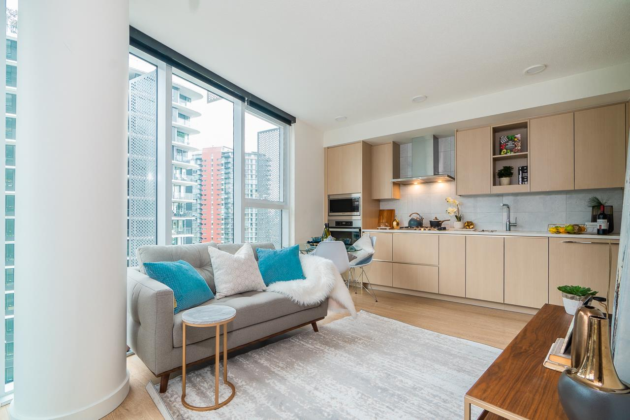 1081 87 NELSON STREET - Yaletown Apartment/Condo for sale, 1 Bedroom (R2541660) - #5