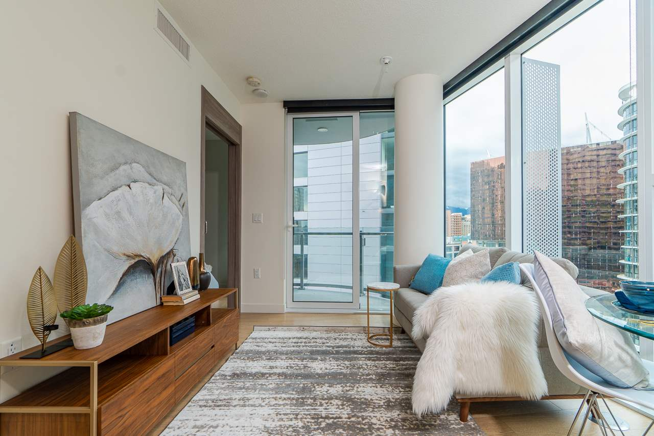 1081 87 NELSON STREET - Yaletown Apartment/Condo for sale, 1 Bedroom (R2541660) - #6