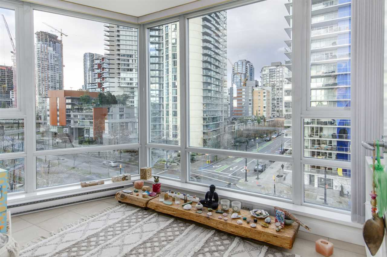 806 1438 RICHARDS STREET - Yaletown Apartment/Condo for sale, 1 Bedroom (R2541755) - #12