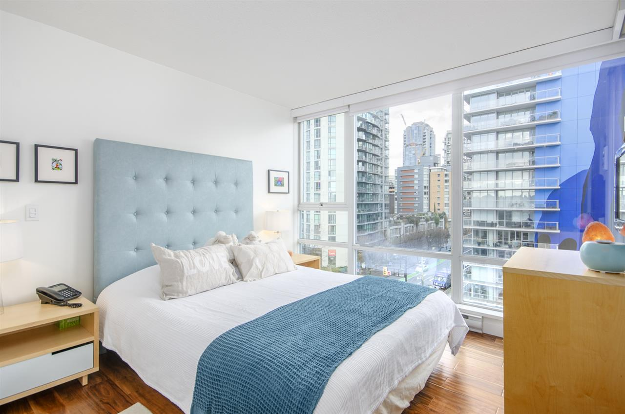 806 1438 RICHARDS STREET - Yaletown Apartment/Condo for sale, 1 Bedroom (R2541755) - #14