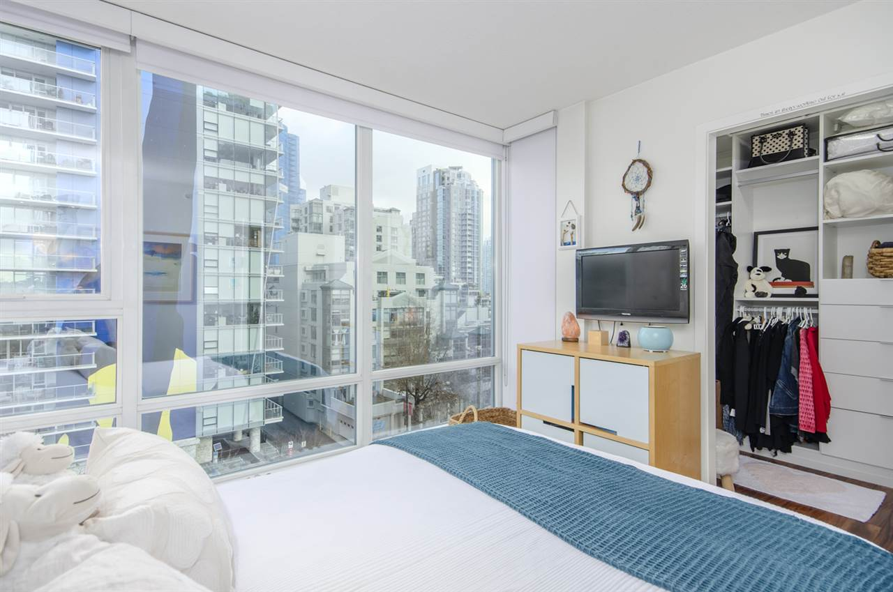 806 1438 RICHARDS STREET - Yaletown Apartment/Condo for sale, 1 Bedroom (R2541755) - #15