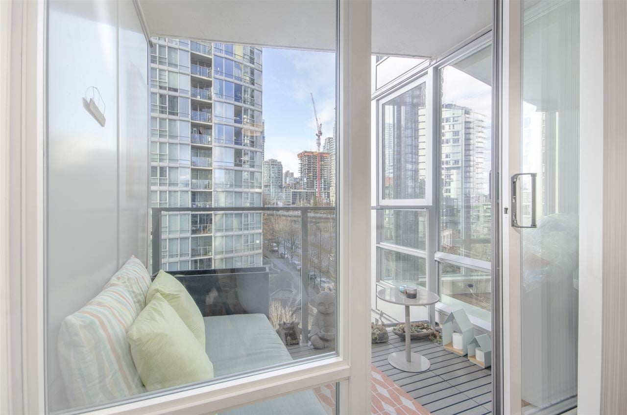 806 1438 RICHARDS STREET - Yaletown Apartment/Condo for sale, 1 Bedroom (R2541755) - #18