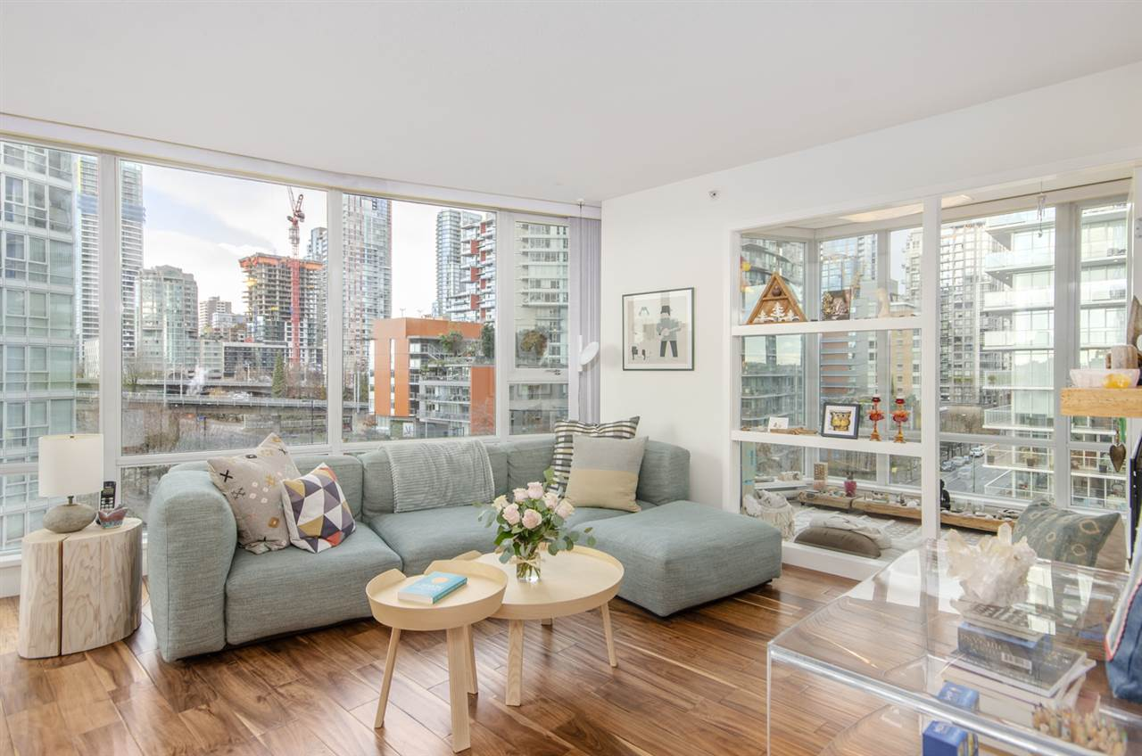 806 1438 RICHARDS STREET - Yaletown Apartment/Condo for sale, 1 Bedroom (R2541755) - #2