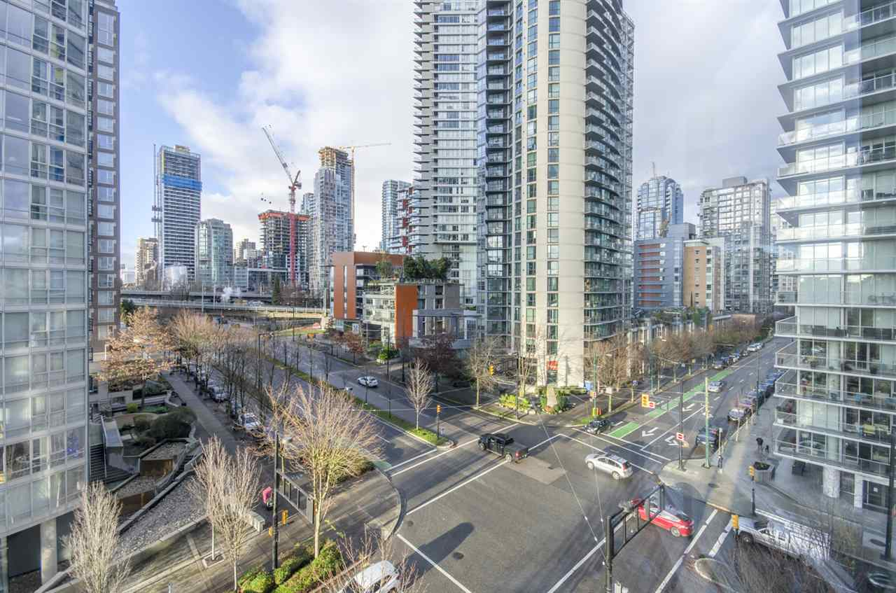 806 1438 RICHARDS STREET - Yaletown Apartment/Condo for sale, 1 Bedroom (R2541755) - #20