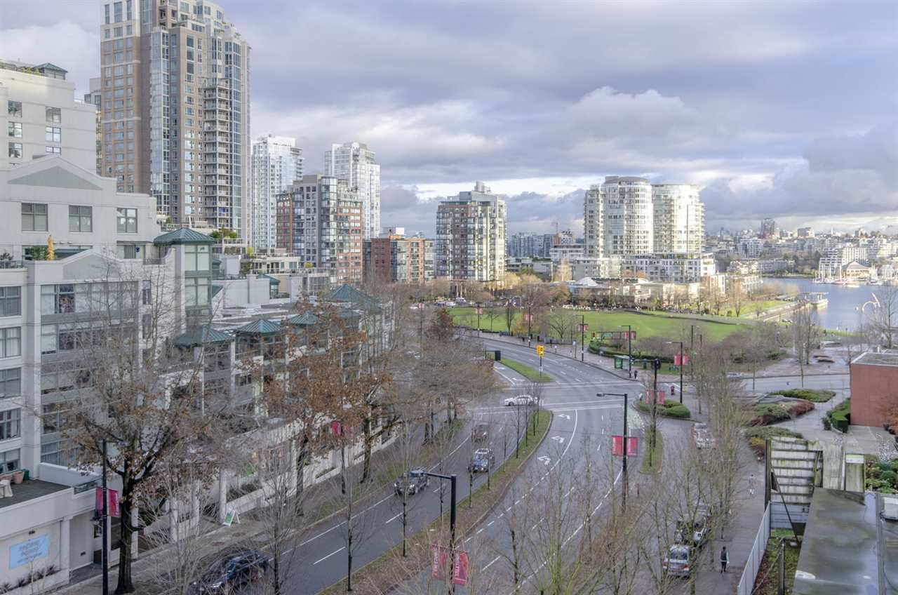 806 1438 RICHARDS STREET - Yaletown Apartment/Condo for sale, 1 Bedroom (R2541755) - #21
