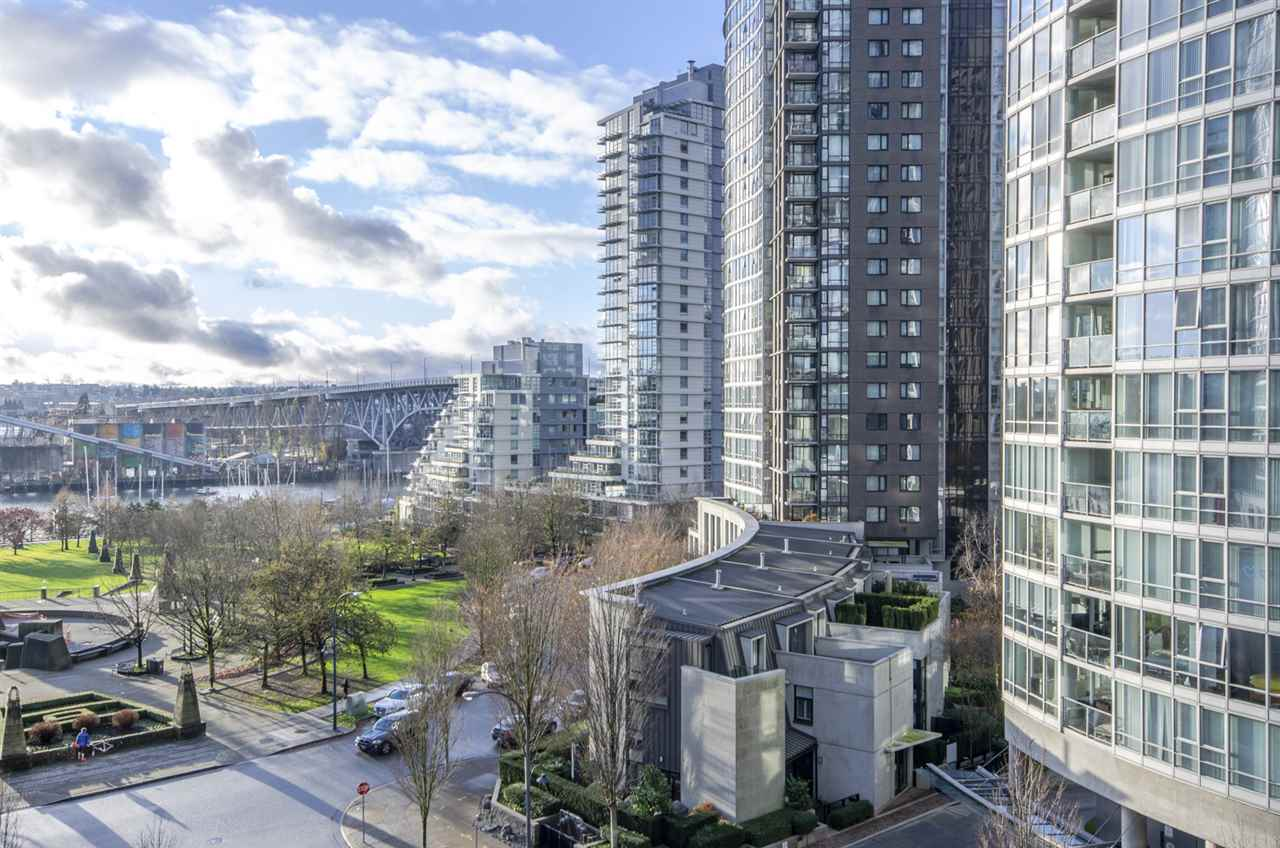 806 1438 RICHARDS STREET - Yaletown Apartment/Condo for sale, 1 Bedroom (R2541755) - #22