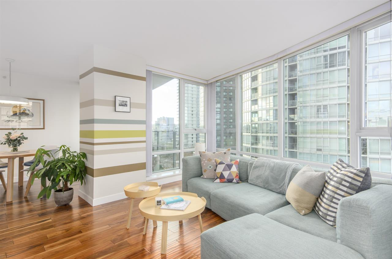 806 1438 RICHARDS STREET - Yaletown Apartment/Condo for sale, 1 Bedroom (R2541755) - #3