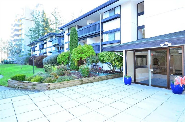 207 1561 VIDAL STREET - White Rock Apartment/Condo for sale, 1 Bedroom (R2541777)