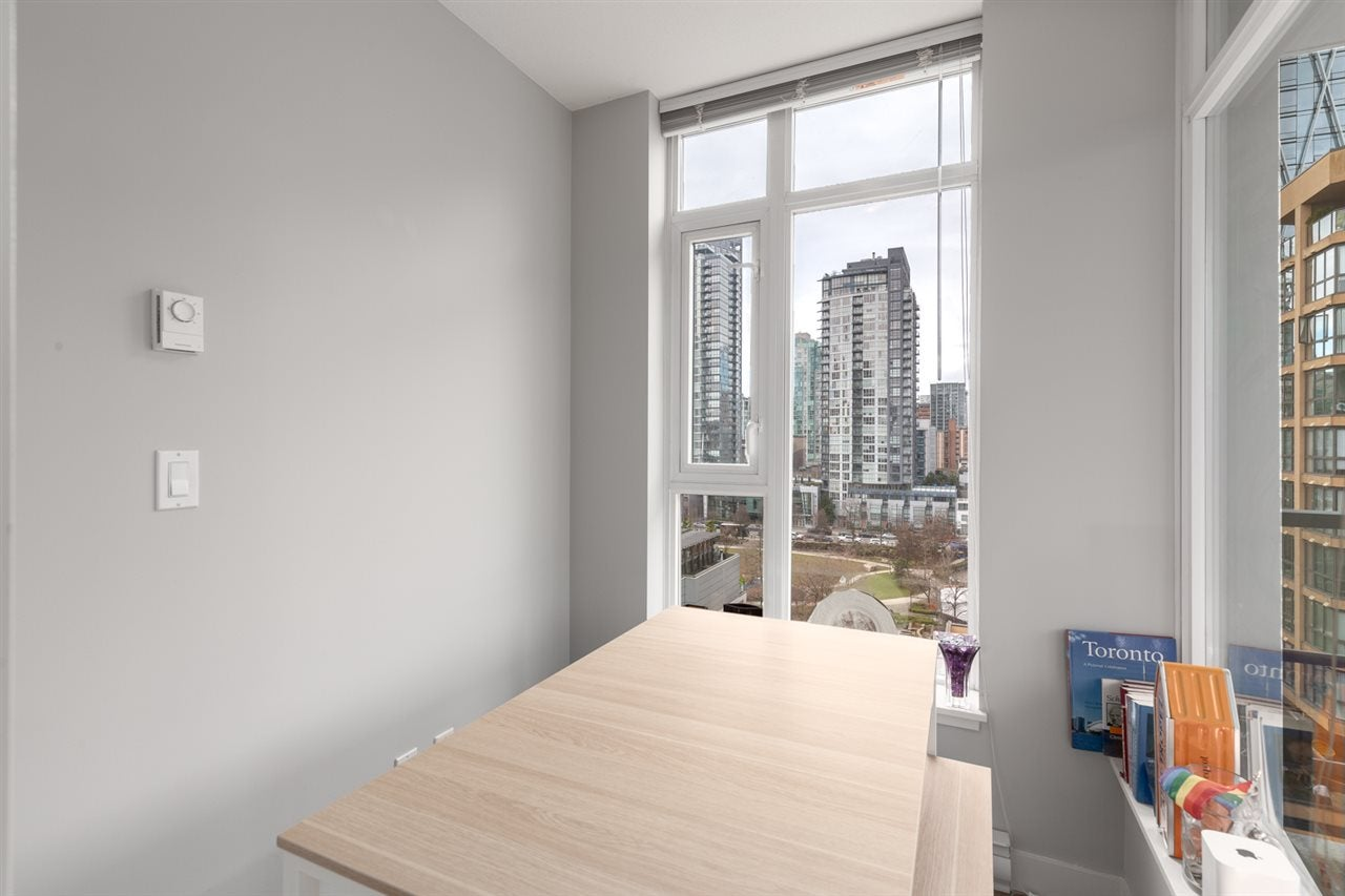 1202 1133 HOMER STREET - Yaletown Apartment/Condo for sale, 1 Bedroom (R2541783) - #10