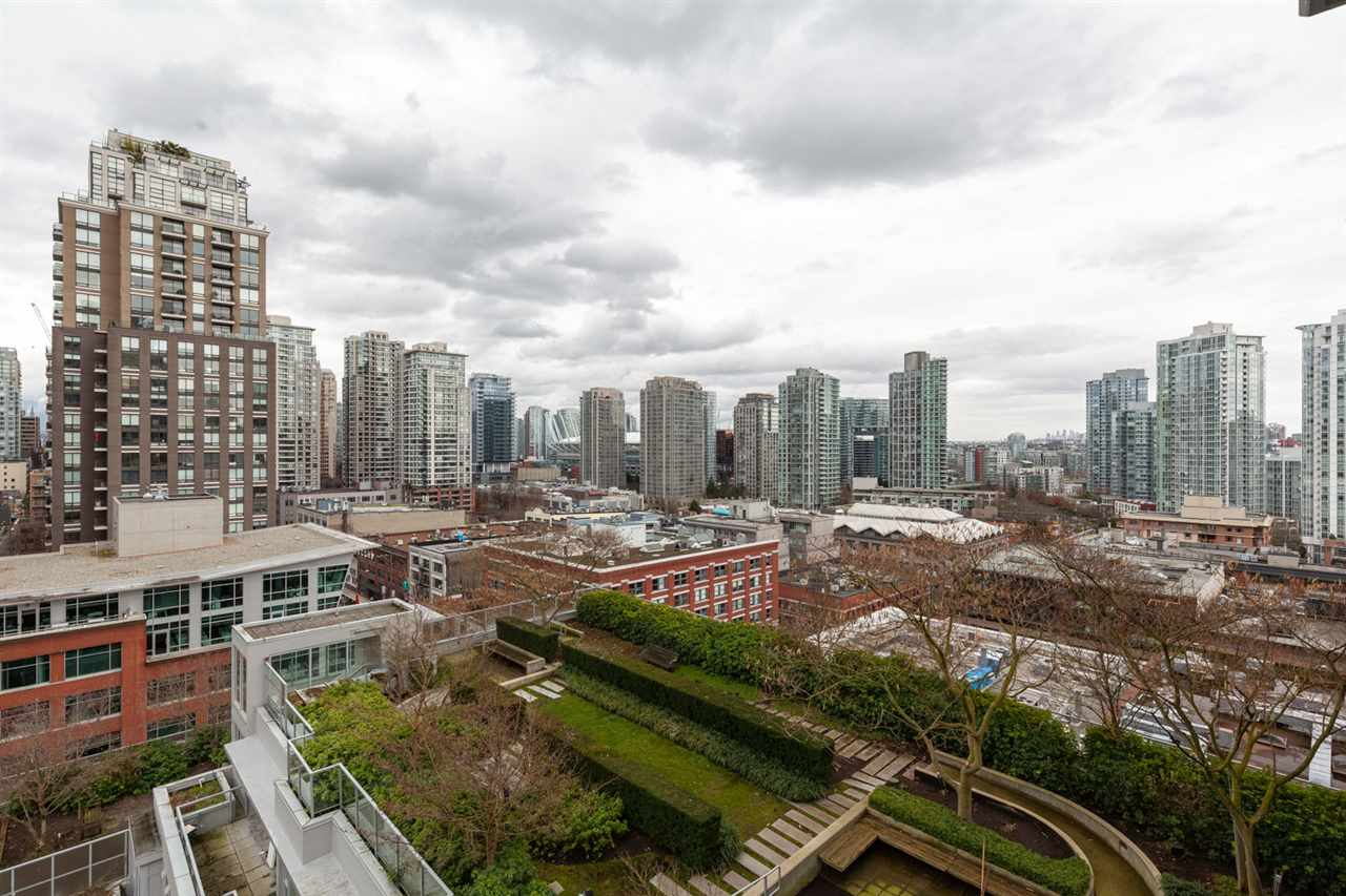 1202 1133 HOMER STREET - Yaletown Apartment/Condo for sale, 1 Bedroom (R2541783) - #16