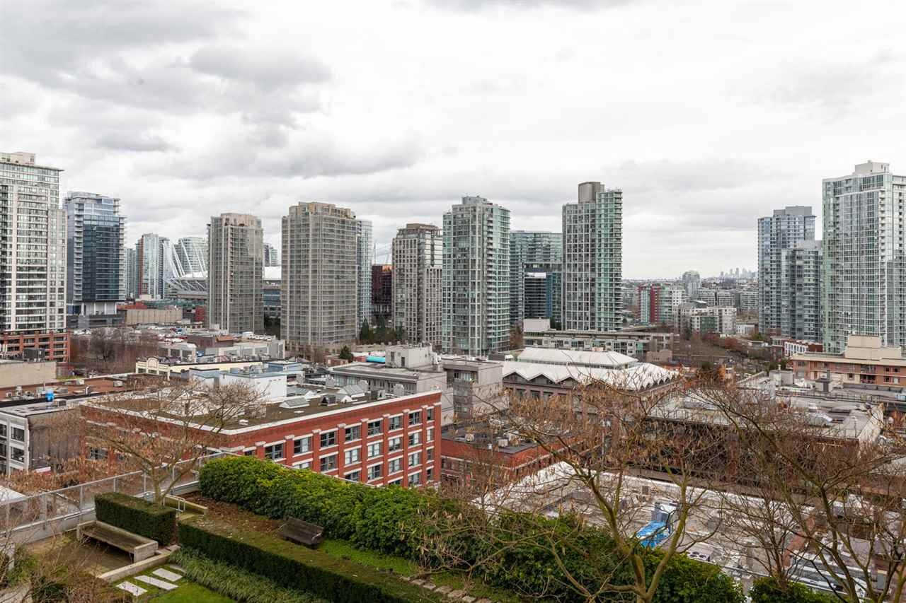 1202 1133 HOMER STREET - Yaletown Apartment/Condo for sale, 1 Bedroom (R2541783) - #18