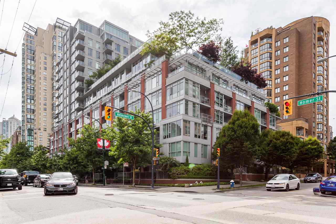 1202 1133 HOMER STREET - Yaletown Apartment/Condo for sale, 1 Bedroom (R2541783) - #2