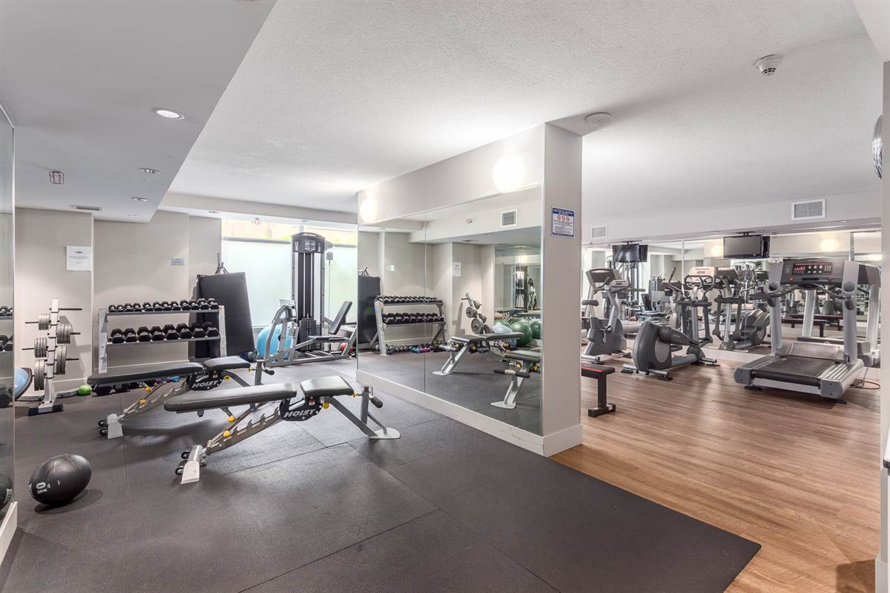1202 1133 HOMER STREET - Yaletown Apartment/Condo for sale, 1 Bedroom (R2541783) - #20