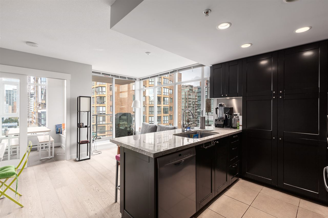 1202 1133 HOMER STREET - Yaletown Apartment/Condo for sale, 1 Bedroom (R2541783) - #3