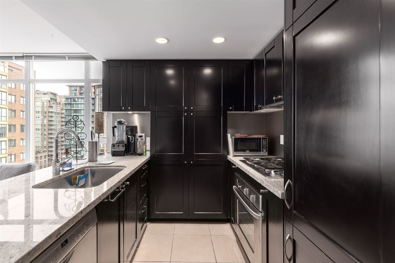 1202 1133 HOMER STREET - Yaletown Apartment/Condo for sale, 1 Bedroom (R2541783) - #4