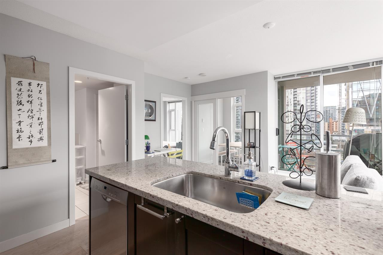 1202 1133 HOMER STREET - Yaletown Apartment/Condo for sale, 1 Bedroom (R2541783) - #5