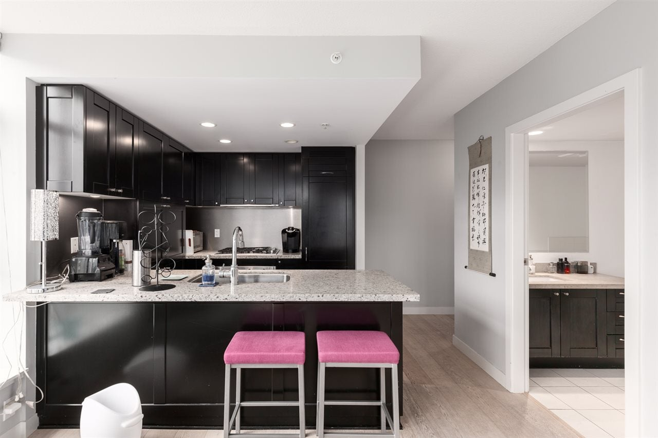 1202 1133 HOMER STREET - Yaletown Apartment/Condo for sale, 1 Bedroom (R2541783) - #6
