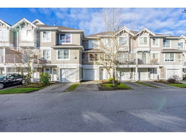 32 20890 57 AVENUE - Langley City Townhouse for sale, 3 Bedrooms (R2541787)