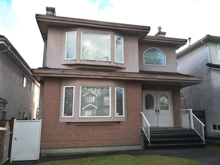 2168 E 8TH AVENUE - Grandview Woodland House/Single Family for sale, 6 Bedrooms (R2541792)