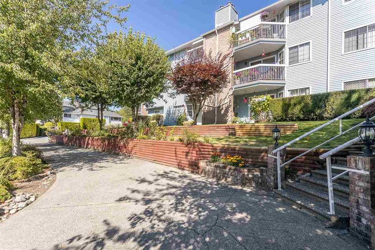117 11510 225 STREET - East Central Apartment/Condo for sale, 2 Bedrooms (R2541802)