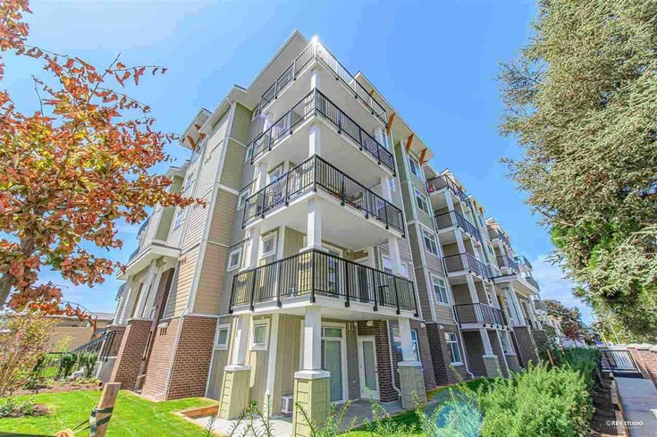 215 20686 EASTLEIGH CRESCENT - Langley City Apartment/Condo for sale, 2 Bedrooms (R2541816)
