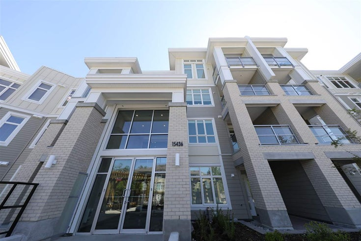 418 15436 31 AVENUE - Grandview Surrey Apartment/Condo for sale, 3 Bedrooms (R2541839)