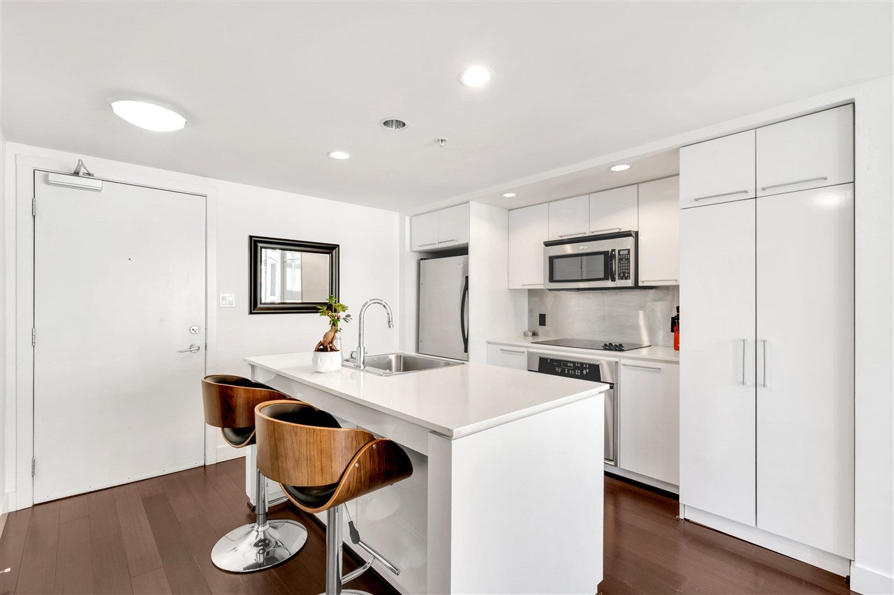 805 1255 SEYMOUR STREET - Downtown VW Apartment/Condo for sale, 1 Bedroom (R2541843) - #1