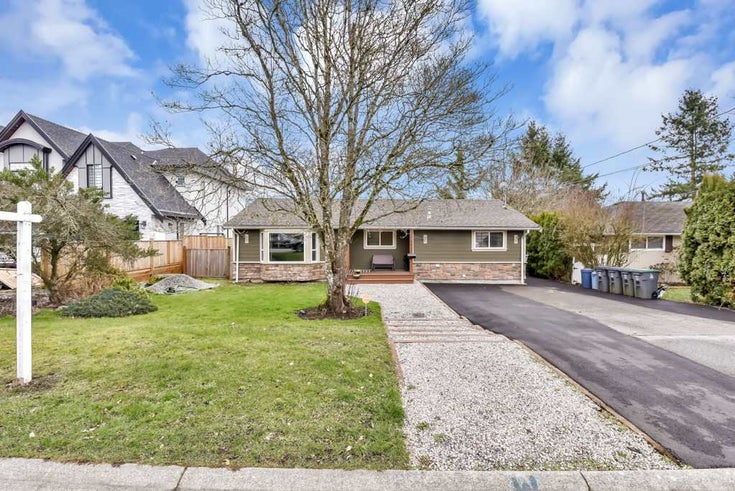 5932 173 STREET - Cloverdale BC House/Single Family for sale, 4 Bedrooms (R2541858)