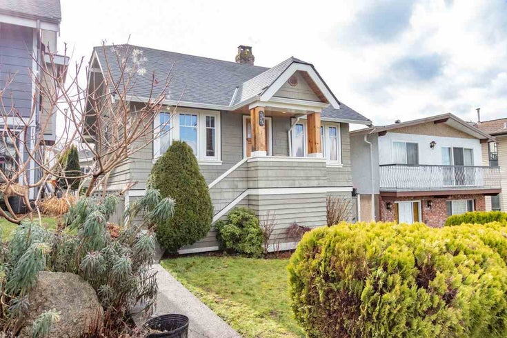 3434 DUNDAS STREET - Hastings Sunrise House/Single Family for sale, 4 Bedrooms (R2541879)