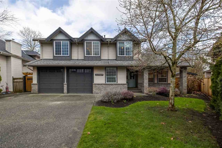22369 47A AVENUE - Murrayville House/Single Family for sale, 4 Bedrooms (R2541890)