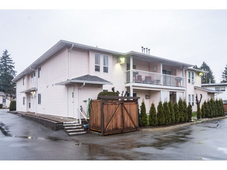6 46562 YALE ROAD - Chilliwack E Young-Yale Townhouse for sale, 2 Bedrooms (R2541938)