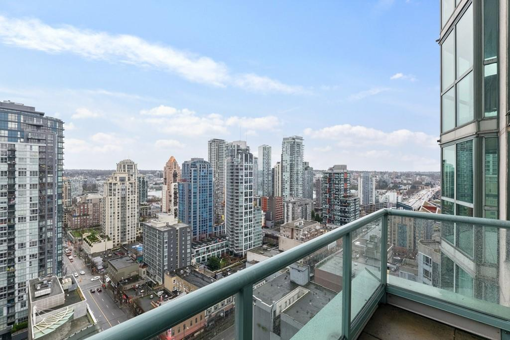 2403 1188 HOWE STREET - Downtown VW Apartment/Condo for sale, 2 Bedrooms (R2541941) - #1