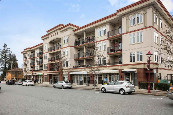 206 2632 PAULINE STREET - Central Abbotsford Apartment/Condo for sale, 2 Bedrooms (R2541952)