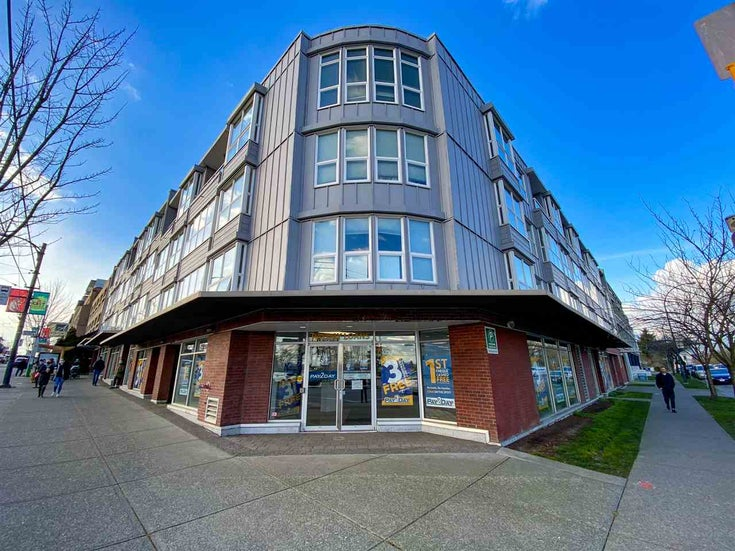 411 2891 E HASTINGS STREET - Hastings Sunrise Apartment/Condo for sale, 2 Bedrooms (R2541978)