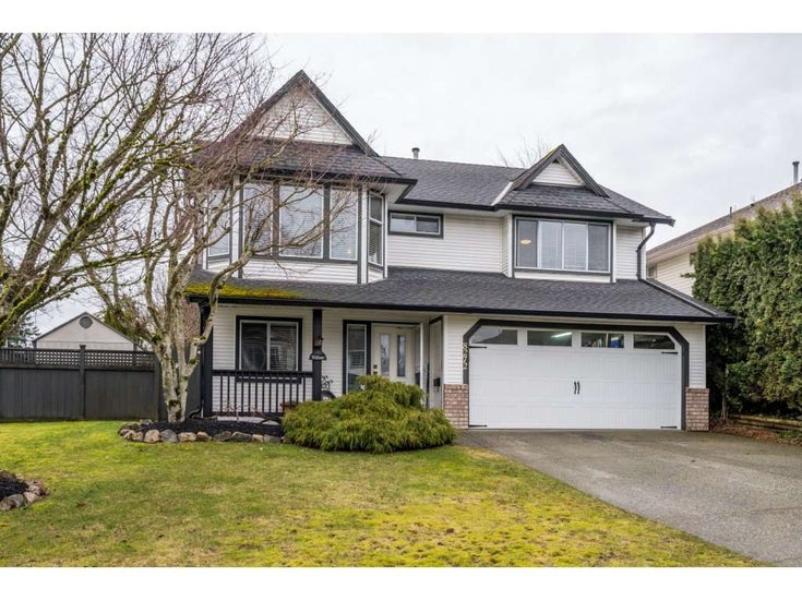 8272 TANAKA TERRACE - Mission BC House/Single Family for sale, 4 Bedrooms (R2541982)