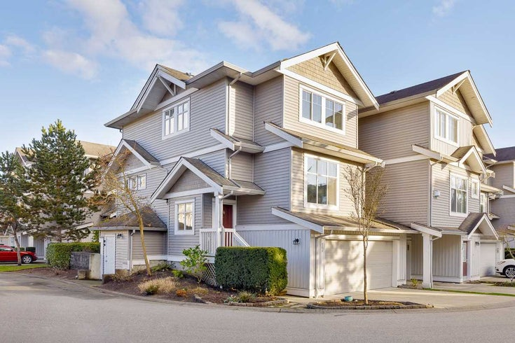 17 16760 61 AVENUE - Cloverdale BC Townhouse for sale, 4 Bedrooms (R2541988)