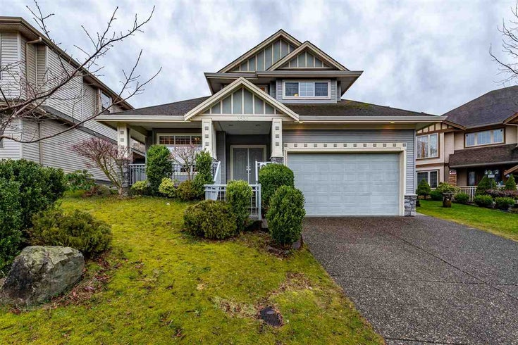 3533 THURSTON PLACE - Abbotsford West House/Single Family for sale, 2 Bedrooms (R2542037)