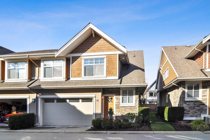 46 2453 163 STREET - Grandview Surrey Townhouse for sale, 4 Bedrooms (R2542069)