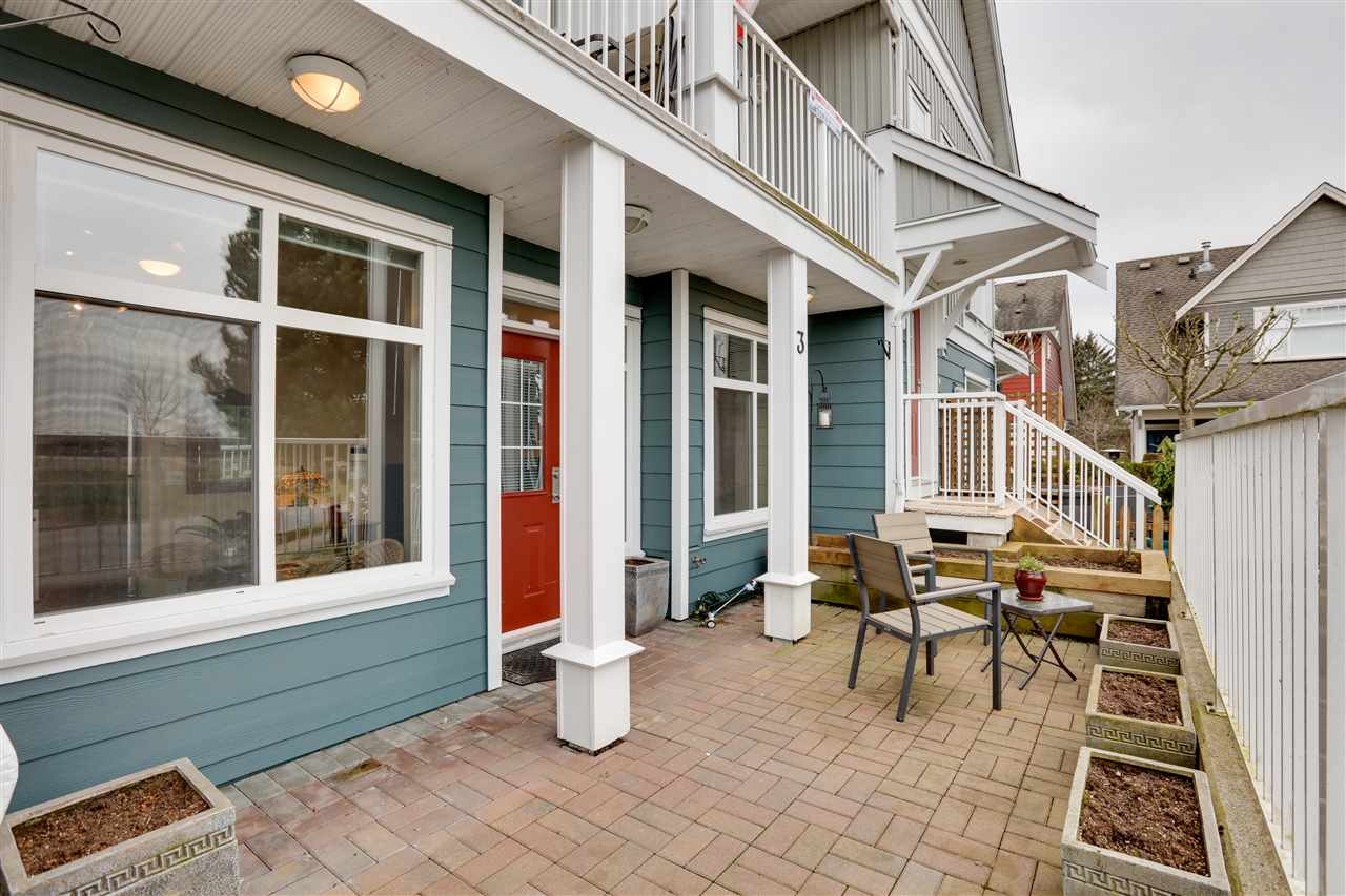 3 6300 LONDON ROAD - Steveston South Townhouse for sale, 2 Bedrooms (R2542085) - #1