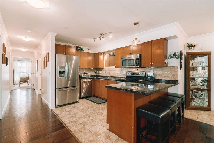 107 22255 122 AVENUE - West Central Apartment/Condo for sale, 3 Bedrooms (R2542093)