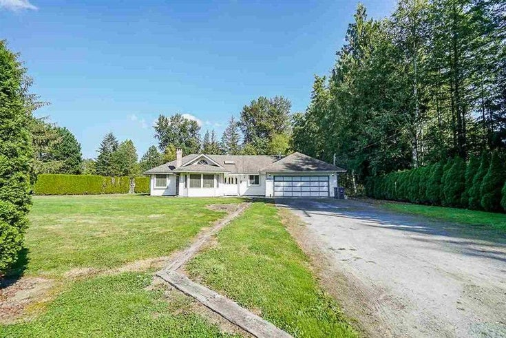 8772 192 STREET - Port Kells House with Acreage for sale, 4 Bedrooms (R2542101)