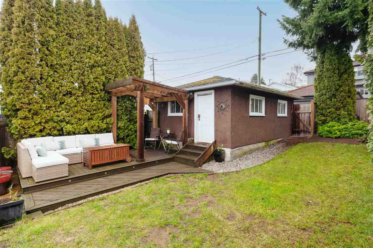 4738 BEATRICE STREET - Victoria VE House/Single Family for sale, 3 Bedrooms (R2542103) - #20