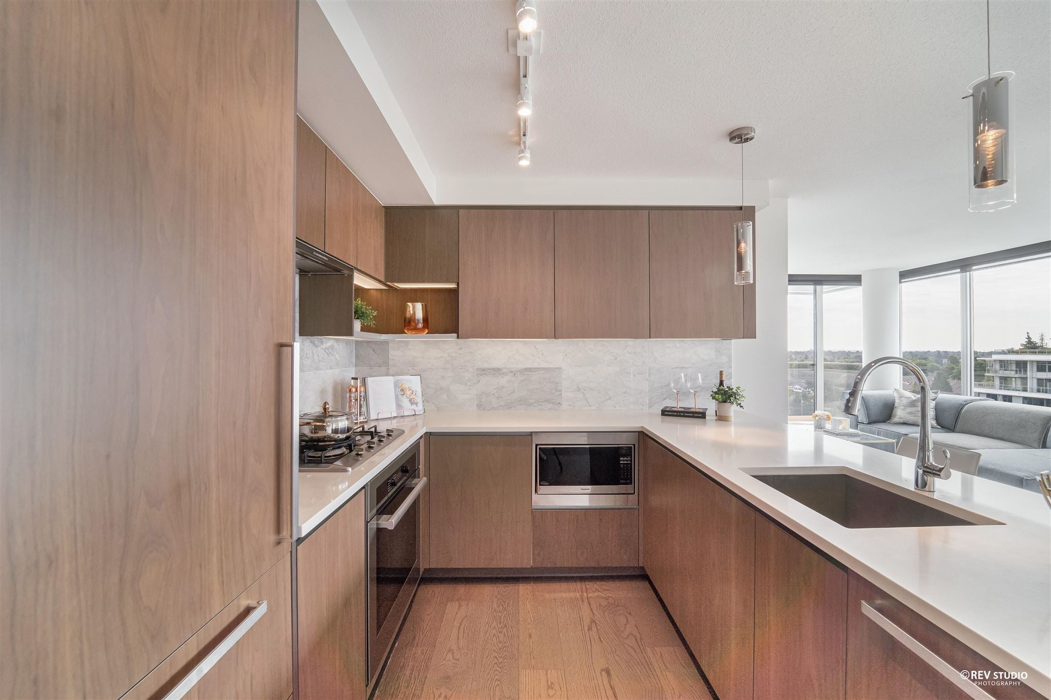 1202 8988 PATTERSON ROAD - West Cambie Apartment/Condo for sale, 3 Bedrooms (R2542117) - #9