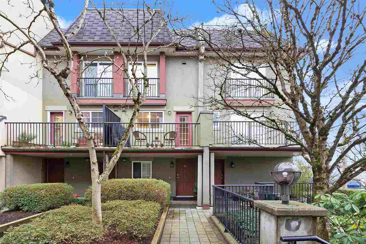 6 1561 BOOTH AVENUE - Maillardville Townhouse for sale, 2 Bedrooms (R2542145) - #20