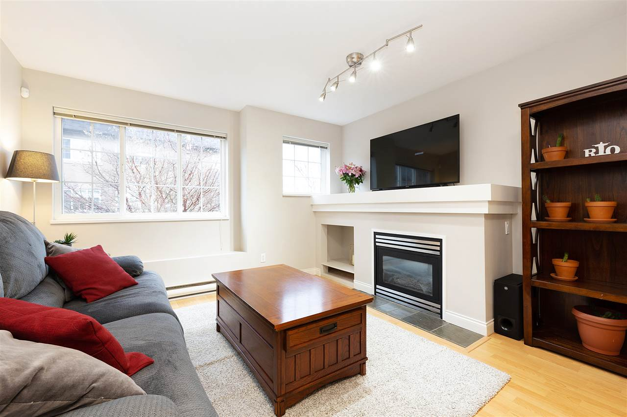 6 1561 BOOTH AVENUE - Maillardville Townhouse for sale, 2 Bedrooms (R2542145) - #3