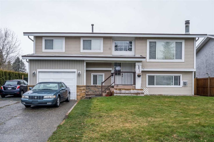 45397 LABELLE AVENUE - Chilliwack W Young-Well House/Single Family for sale, 5 Bedrooms (R2542159)